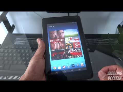 Hisense Sero 7 Pro In-depth Review ($149 Tegra 3 quad-core tablet)