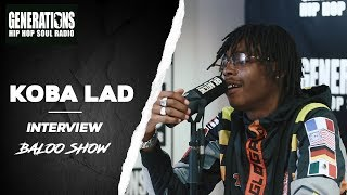 Koba LaD - Interview BalooShow : ''L'affranchi'', Ninho, Niska, Chief Keef, ''Starting Five''...