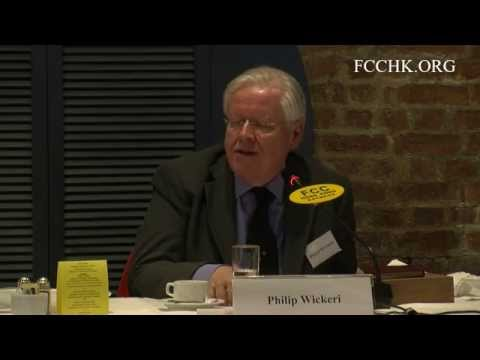 2014.09.01 Philip Wickeri (Topic: Christianity in China: Pathways, Problems and Prospects)