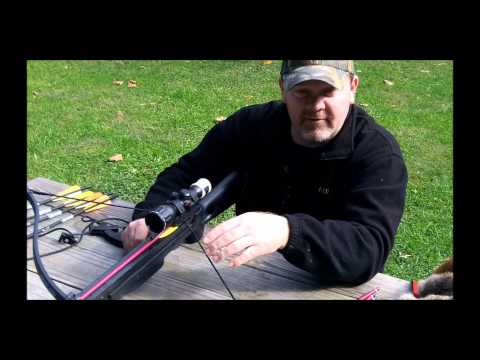 150 pound Wizard Crossbow Review
