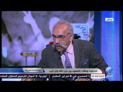 مصطفى كركوتي يتحدث عن تداعيات ومألات التصعيد بين حزب الله وتل أبيب
