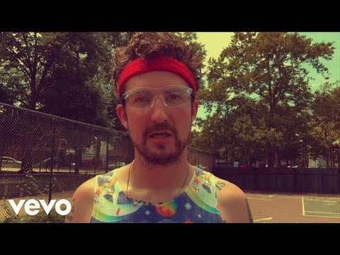 Frank Turner Love Forty Down rock music videos 2016