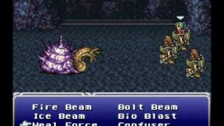 Let's Play Final Fantasy 3 EvilType ROM Hack: Part 1
