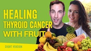 Download Lagu How Candice-Marie Fox healed thyroid cancer with fruit (short version) Gratis STAFABAND