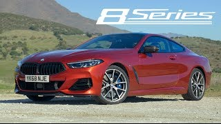 BMW 8 Series: M850i & 840d Road Review - Carfection (4K)