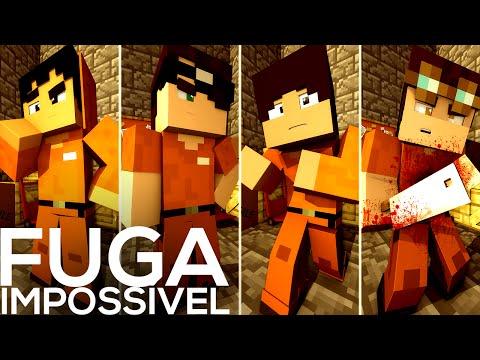 Minecraft: FUGA IMPOSSÍVEL EPISÓDIO FINAL #15