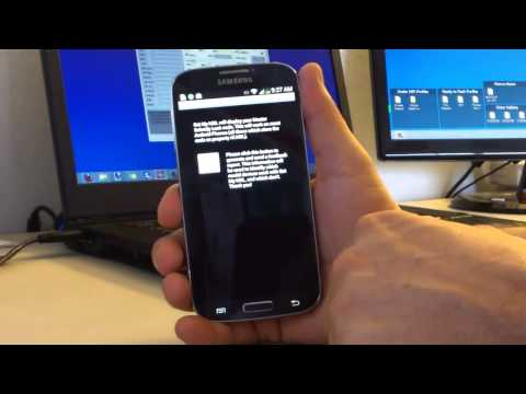 How To Flash Samsung S4 to Boost Mobile or Verizon