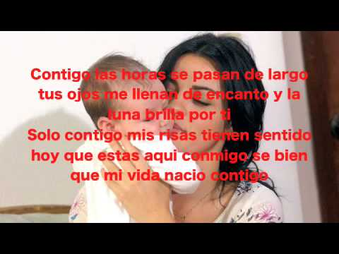 Contigo- Maite Perroni Music Videos