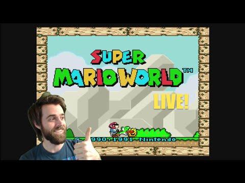 Misc Computer Games - Super Mario World - Boss Battle