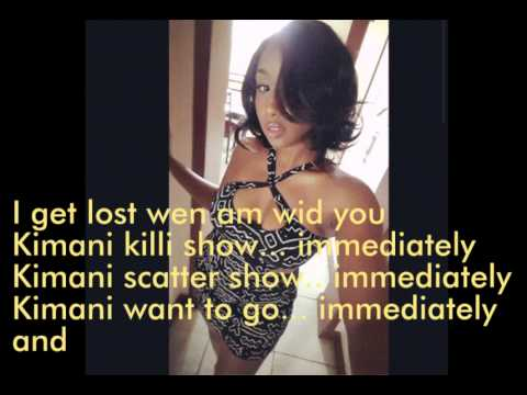 Victoria kimani #Show song +lyrics