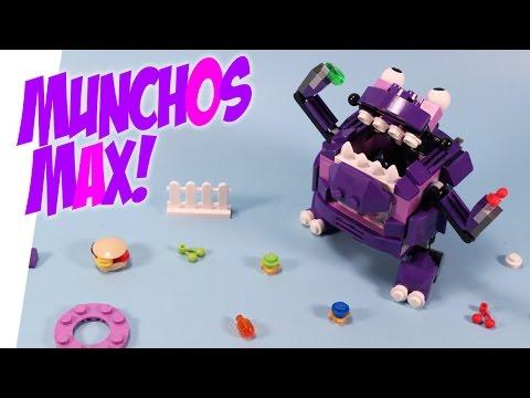 LEGO Mixels Series 6 Munchos Max Snax Berp & Vaka-Waka Opening Review