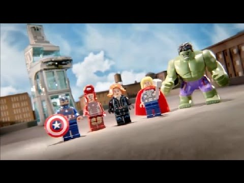 LEGO Marvel SUPER HEROES Avengers 2 Age of Ultron series 樂高超級英雄系列 復仇者聯盟2:奧創紀元