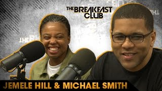 Jemele Hill & Michael Smith Talk Sports & Their Untraditional Approach to ESPN's Sports Center