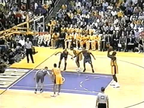 Shaquille O'Neal Greatest Games: 40/12/8 vs Nets (2002 NBA Finals Game 2)