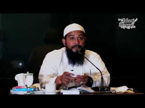 Tanya Jawab : Hukum Menggunakan Cincin(Non-Emas) Bagi Laki-Laki - Ustadz Subhan Bawazier