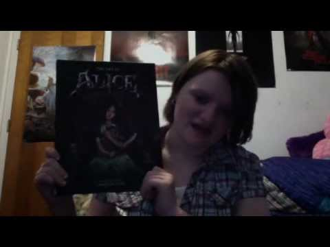 Book Review: The Art of Alice Madness Returns by American McGee
