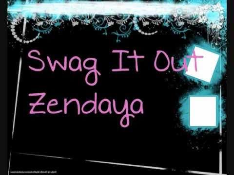 Swag It Out Instrumental Zendaya