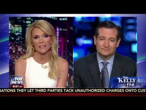 Sen. Ted Cruz on the Kelly File