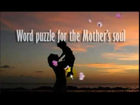 WORD PUZZLE for MOTHER'S SOUL APK Cover