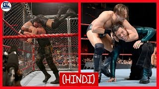 Raw 4/09/2017 Matches & Result Highlights in Hindi | Raw 4 September 2017 in Hindi