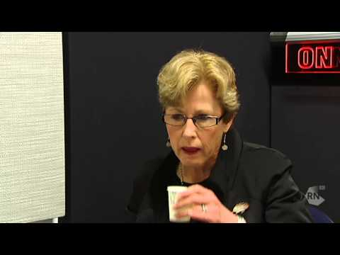 Budget 2013: Greens Leader Christine Milne [HD] ABC RN Breakfast