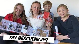 SUPER LEUKE MOEDERDAG MET DIY KADO'S - familie Meerschaert VLOG
