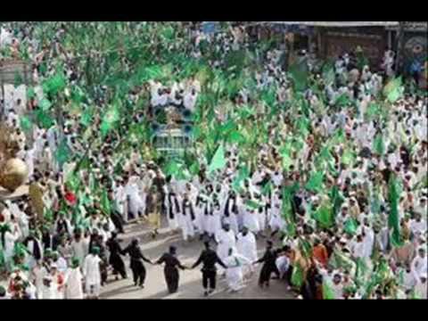 Kisi gham gusar ki Mehnato ka - Eid Milad un Nabi Special -...