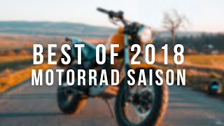 Motorrad Saison 2018 Edit | BEST-OF (HD+/60FPS)