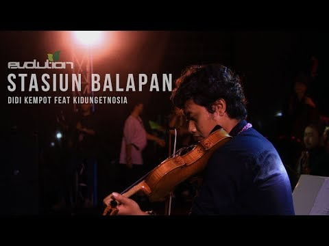 Evolution#9 - STASIUN BALAPAN - Didi Kempot Feat KidungEtnosia