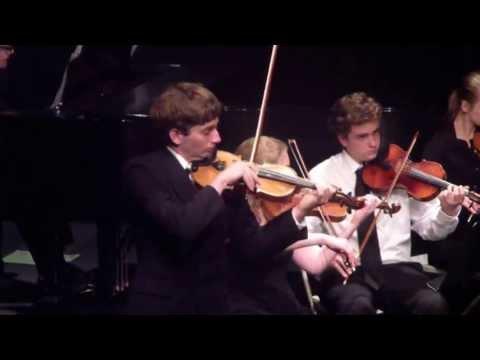 James Abdu, Falmouth Academy Spring Concert Solo