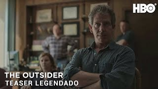 The Outsider • Teaser Legendado