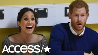 Inside Meghan Markle & Prince Harry's Move From Kensington Palace