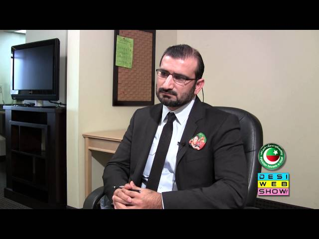 PTI Atlanta Chapter interviews Mrs. Fauzia Kasuri - Episode 34 May 7, 2013