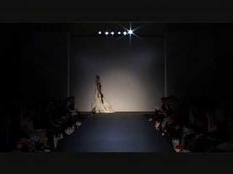 Inbar Spector London Fashion Week AW08 Part 2