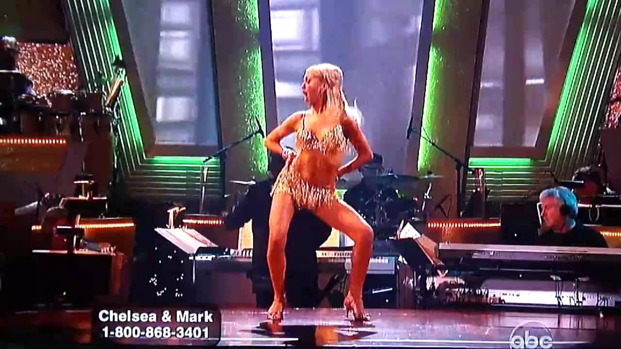 Kane Dancing Chelsea Kane on Dancing With