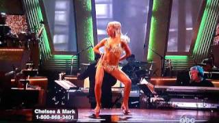 Chelsea Kane on Dancing With The Stars Week 3 Dancing to The Summer Set's