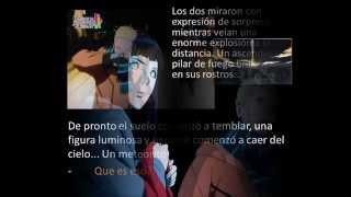 the last parte 6 (novela de the last naruto the movie)