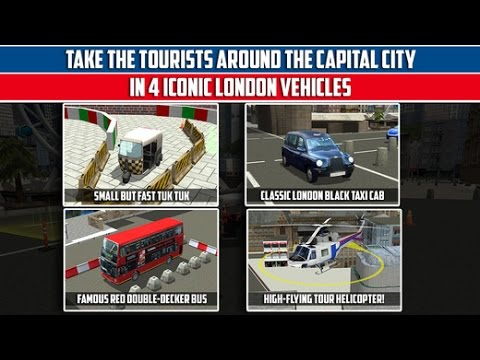 3D London City Car Parking Simulator [Android & iPhone/iPad] GamePlay