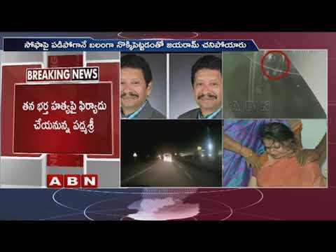 Jayaram's wife Padma Shri to file complaint on shikha chowdhary in Jubilee Hills Police Station