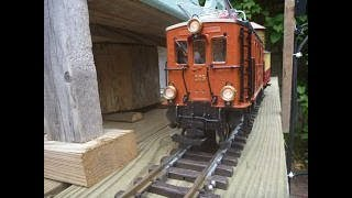 LGB 2045 RhB Swiss Locomotive 1'B1' Day And Night