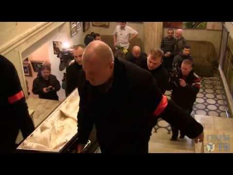 Похороны Михаила Бекетова