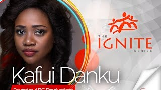 Kafui Danku | The Ignite Series | Aim Higher Africa