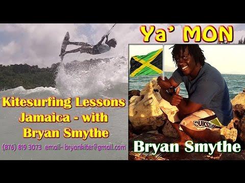 Kiteboarding Lessons Jamaica Burwood Public Beach #kiteboarding