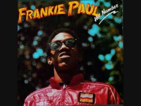 Frankie Paul Shub In
