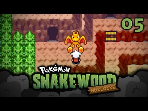 Pokémon Snakewood Nuzlocke Part 5: The Only Useful Magikarp