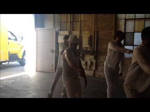#WantedWednesday - Walks Like Rihanna Video Shoot