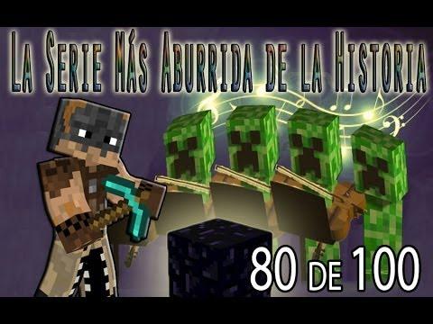 LA SERIE MAS ABURRIDA DE LA HISTORIA - Episodio 80 de 100 - Endercida