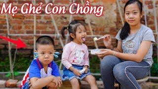 Trò Chơi Mẹ Ghẻ Con Chồng - Bé Nhím TV - Đồ Chơi Trẻ Em Thiếu Nhi