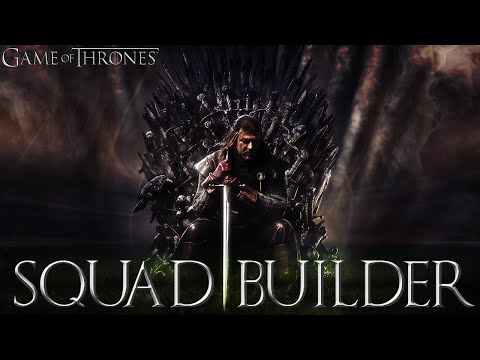 FIFA 15: Ultimate Team - Squad Builder: GAME OF THRONES [PT-BR]