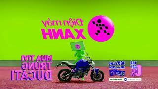 Điện máy xanh, Đến Điện máy XANH mua TV trúng Môtô Ducati độc và lạ